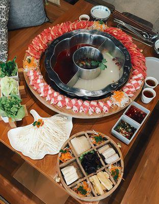 Foto 2 - Makanan di Chongqing Liuyishou Hotpot oleh Jeljel