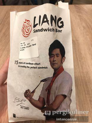 Foto 2 - Makanan di Liang Sandwich Bar oleh bataLKurus
