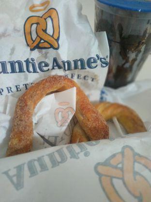 Foto review Auntie Anne's oleh itsmeu  1