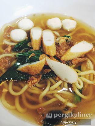 Foto 2 - Makanan(Madame Chang's noodle soup) di Madame Chang oleh @supeririy