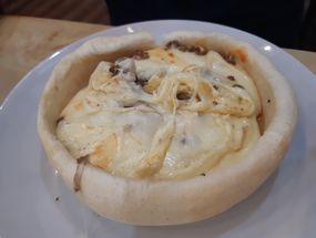 Foto Pizza Mangkok
