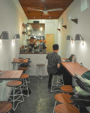 Foto 1 - Interior(Interior) di Syura Coffee oleh Desanggi  Ritzky Aditya