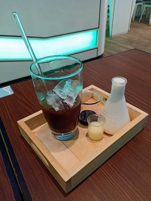 Foto 1 - Makanan(Signature Ice Coffee) di Lab Cafe oleh Komentator Isenk