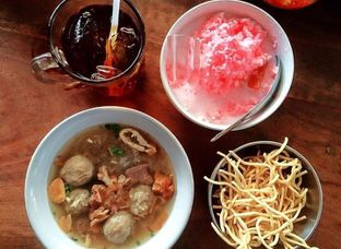 Foto - Makanan di Bakso So'un & Mie Ayam Lodaya oleh Kuliner Addict Bandung