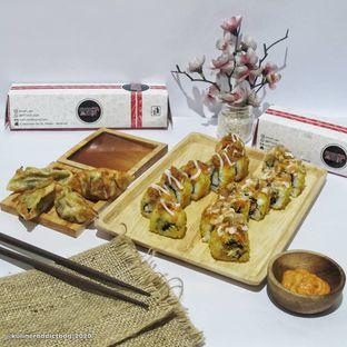 Foto 1 - Makanan di Sushi Rain oleh Kuliner Addict Bandung