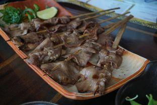 Foto 11 - Makanan(Wagyu Tongue Kushiyaki ) di Enmaru oleh Elvira Sutanto