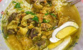 Soto Ayam Cak Kan