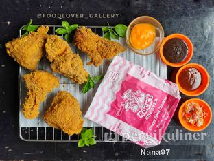 Foto review Rocky Rooster oleh Nana (IG: @foodlover_gallery)  5