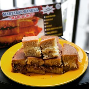 Foto review Martabak Bangka Mardaling oleh IG @riani_yumzone 2