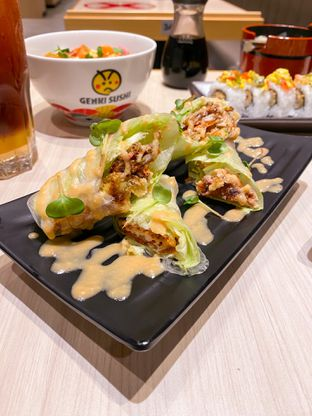 Foto review Genki Sushi oleh Riani Rin 5