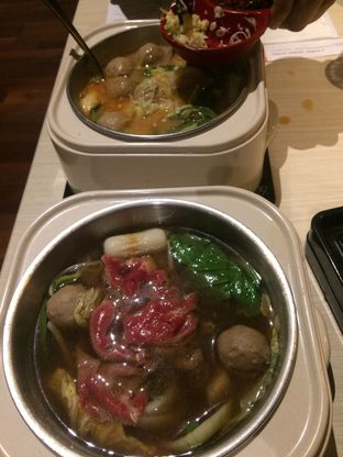 Foto 1 - Makanan di Shabu Hachi oleh Agnes Fauzia