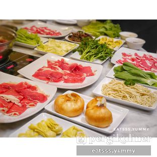 Foto 3 - Makanan di Little Sheep Shabu - Shabu oleh Yummy Eats