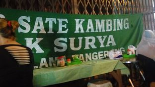 Foto review Sate Kambing Pak Surya oleh Edward Kurnia 4