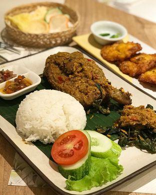 Foto 5 - Makanan(Nasi bebek betutu Gianyar) di Taliwang Bali oleh Patricia.sari