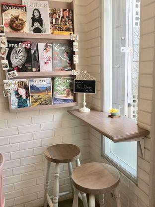 Foto review The Pink Door Tea Room oleh Prido ZH 6