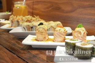 Foto 5 - Makanan di Umaku Sushi oleh Eka M. Lestari