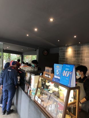 Foto 1 - Interior di Tamper Coffee oleh Firza Otimo Pratama