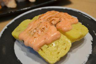 Foto 3 - Makanan di Genki Sushi oleh IG: biteorbye (Nisa & Nadya)
