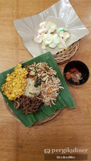 Foto 2 - Makanan di Nasi Pedes Cipete oleh UrsAndNic