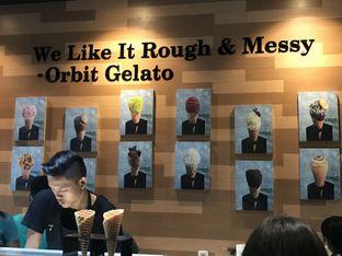 Foto 3 - Interior di Orbit Gelato oleh bataLKurus