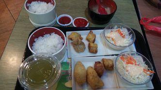 Foto Makanan di HokBen (Hoka Hoka Bento)