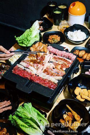 Foto 4 - Makanan di Gubhida Korean BBQ oleh Shella Anastasia