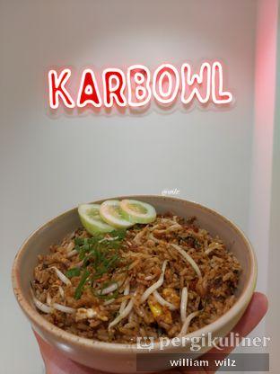 Foto review Karbowl oleh William Wilz 2