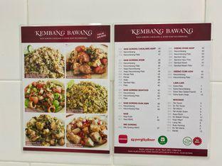 Foto 14 - Menu di Kembang Bawang oleh Levina JV (IG : @levina_eat & @levinajv)