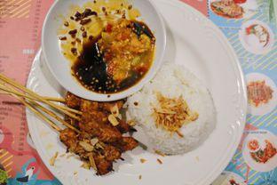 Foto 4 - Makanan(Satay Taichan Ayam) di Warlaman oleh Novita Purnamasari