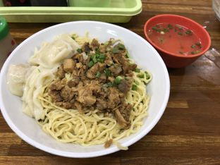 Foto 1 - Makanan di Mie Tidar Ibu Kota Jakarta oleh @yoliechan_lie