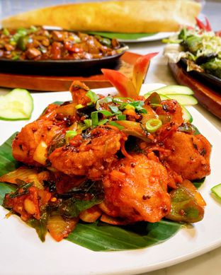 Foto 1 - Makanan di Udupi Delicious oleh Ray HomeCooking