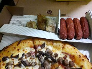 Foto review Pizza Hut Delivery (PHD) oleh Jacklyn  || IG: @antihungryclub 7