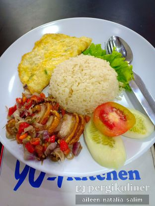 Foto 1 - Makanan di Yu-I Kitchen oleh @NonikJajan