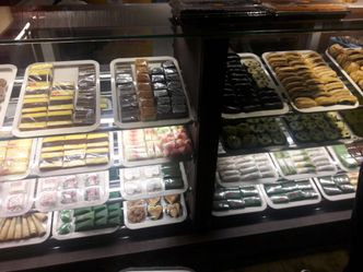 Foto Makanan di Bakery Monami
