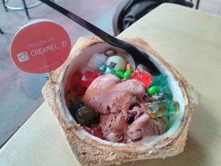Foto 1 - Makanan di Creamel Ice Cream oleh Rahmah Usman
