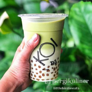 Foto review KOI The oleh EATBITESNAP // Tiffany Putri 1