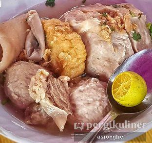 Foto 1 - Makanan di Bakso Aloy oleh Asiong Lie @makanajadah
