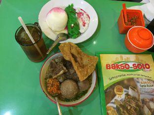 Foto 3 - Makanan di Bakso Solo Samrat oleh Theodora