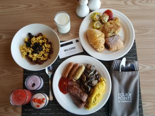 Foto 1 - Makanan di Lime Restaurant - Four Points By Sheraton Hotel oleh Stallone Tjia (@Stallonation)