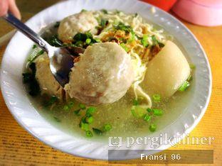 Foto 2 - Makanan di Bakso Aloy oleh Fransiscus