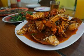 Foto Parit 9 Seafood