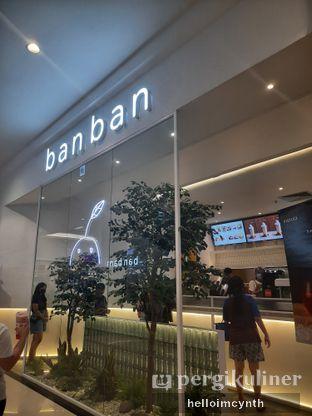 Foto review Ban Ban oleh cynthia lim 3