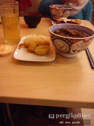 Foto Makanan di Yoshinoya