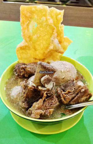 Foto 2 - Makanan di Bakso Solo Samrat oleh Devi Renat