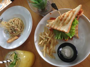 Foto 4 - Makanan di Monarchy House oleh yeli nurlena