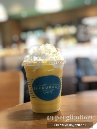 Foto 1 - Makanan(Mango Ice Blended) di Djournal Coffee oleh Cubi