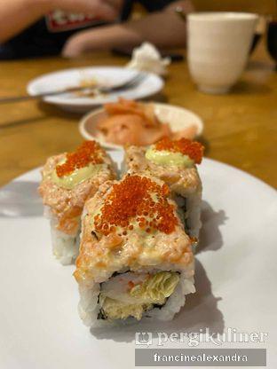 Foto review Tom Sushi oleh Francine Alexandra 1