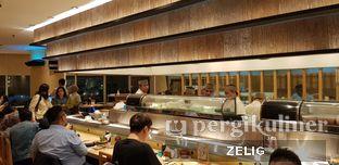Foto 2 - Interior di Sushi Tei oleh @teddyzelig