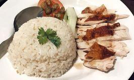 Hainan Chicken Rice Singapura
