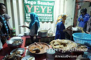 Foto review Sego Sambel Mak Yeye oleh @gakenyangkenyang - AlexiaOviani 5